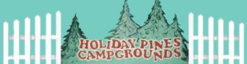 Holiday Pines Campground Logo