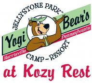 Jellystone Park at Kozy Rest Logo