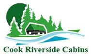 Cook Riverside Cabins, Inc. Logo
