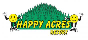 Happy Acres Resort Logo