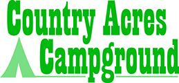 Country Acres Campground Logo